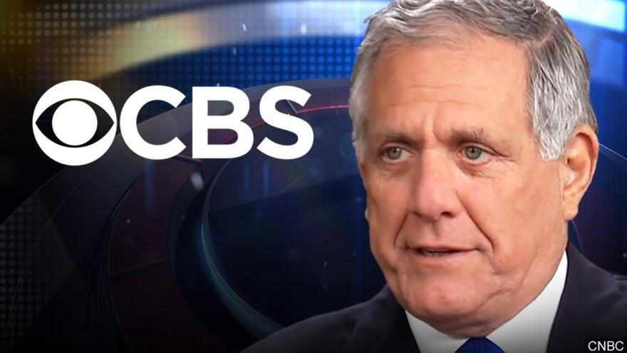 CEO Les Moonves, ousted by CBS after decades of sexual harassment. Photo: CNBC