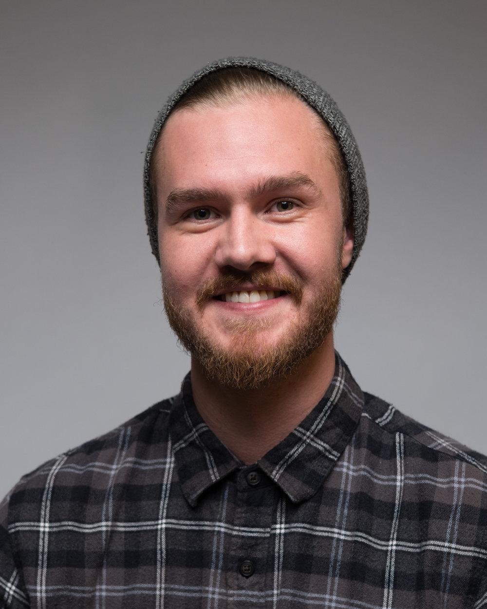 Andrew   Associate Editor | Camera Operator