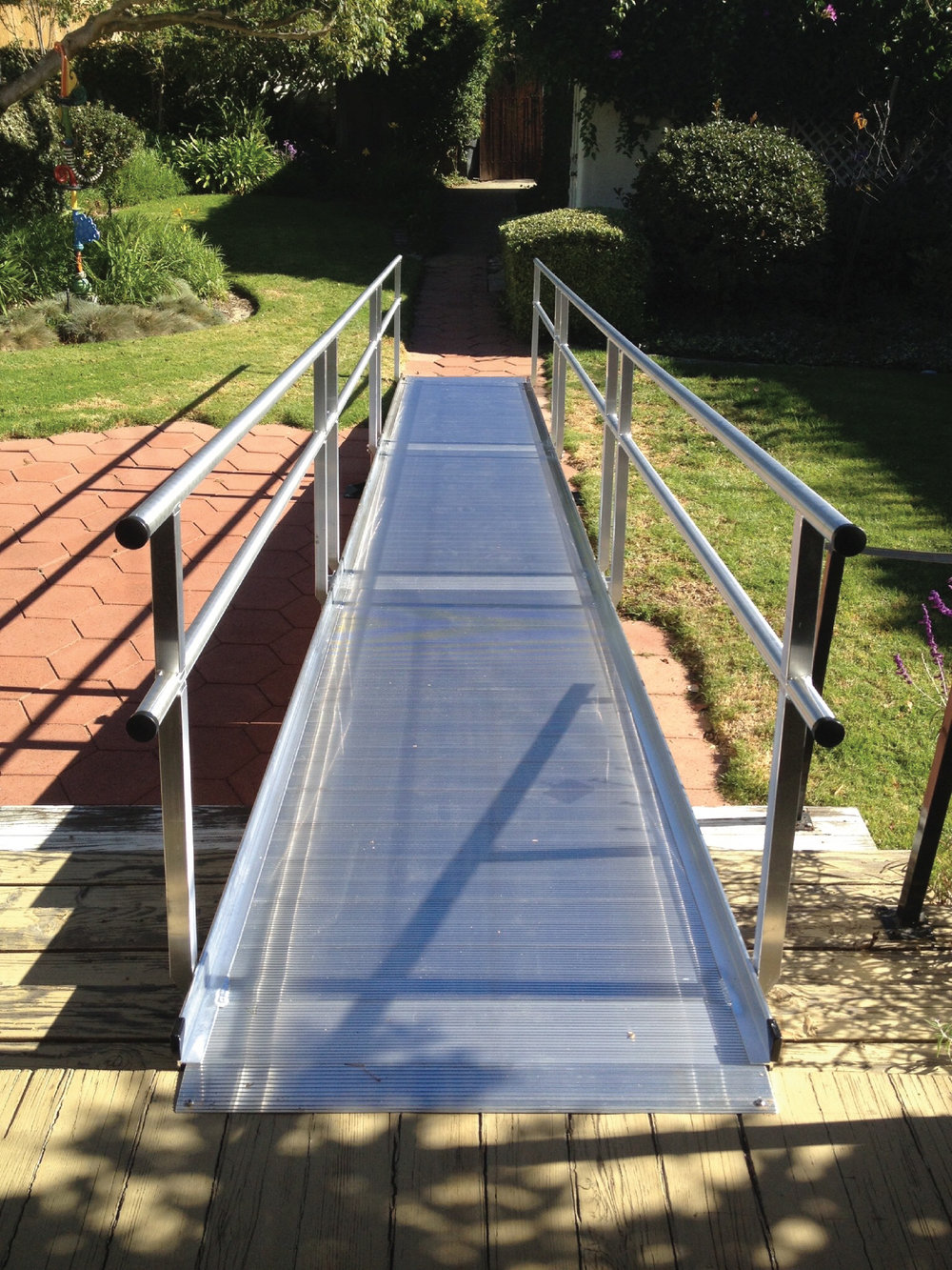 Wheelchair Ramps -