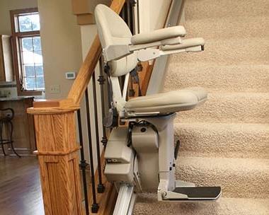 Bruno Elite Straight Rail Chairlift