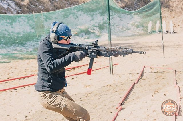 @arnzenarms Katelyn running her @jprifles 9mm PCC in a USPSA match earlier this year. The speed and accuracy was incredible to watch. ••••••••••••••••••••••••••••••••••••••••••••••••••••• #nsz85 #jprifles #uspsa #9mmcarbine #gunfanatics #igmiltia #brownells #photooftheday #weaponsdaily #gunsdaily #gunsdailyusa #gunpics  #ddub_militia #firearmphotography #sickguns #sickgunsallday #weaponsfanatics #dailydefense