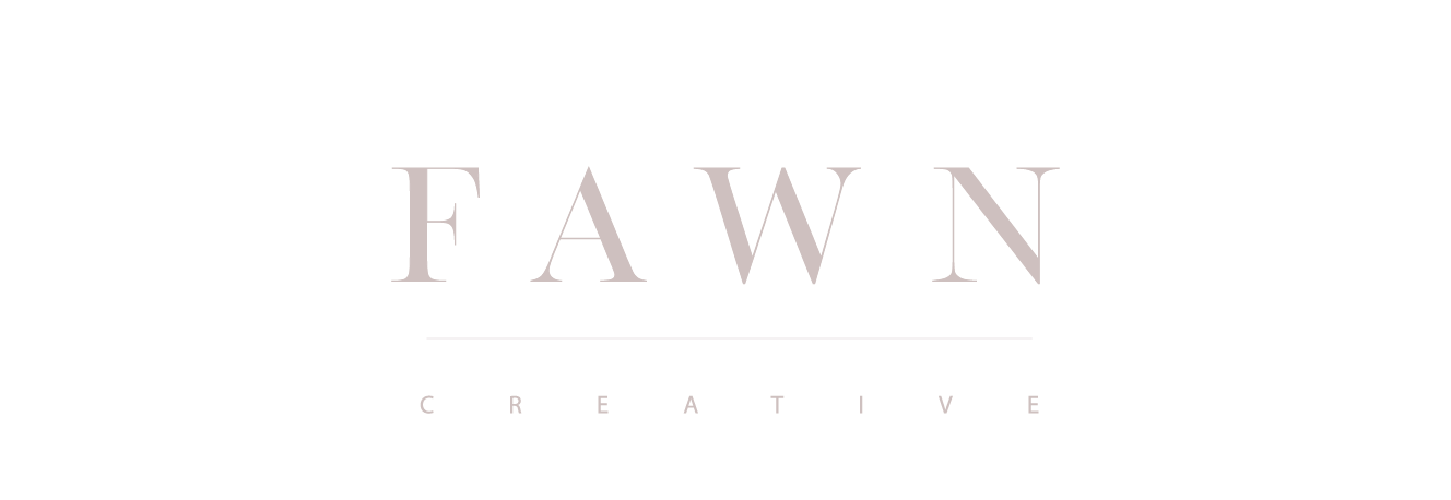 Fawn Creative| Event Branding and Invitations