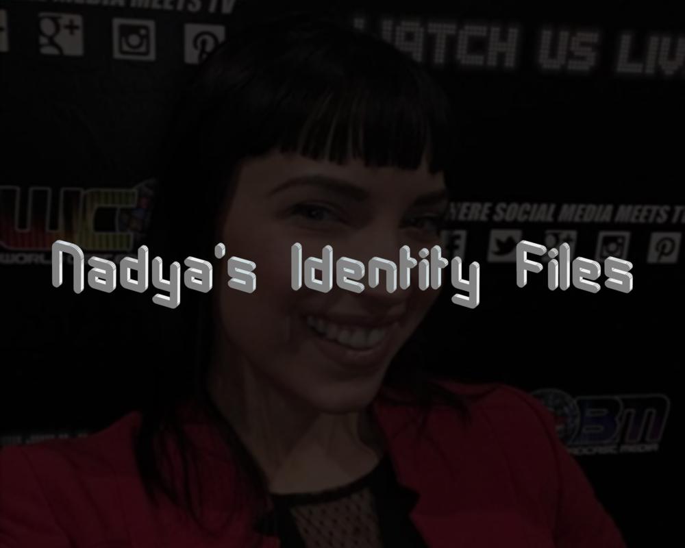 Nadya's Identity Files