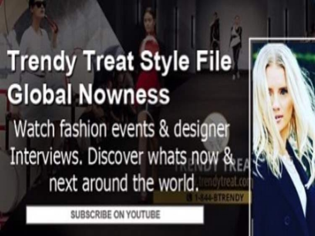 Trendy Treat Style File