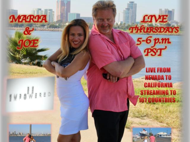 Maria & Joe Live TV