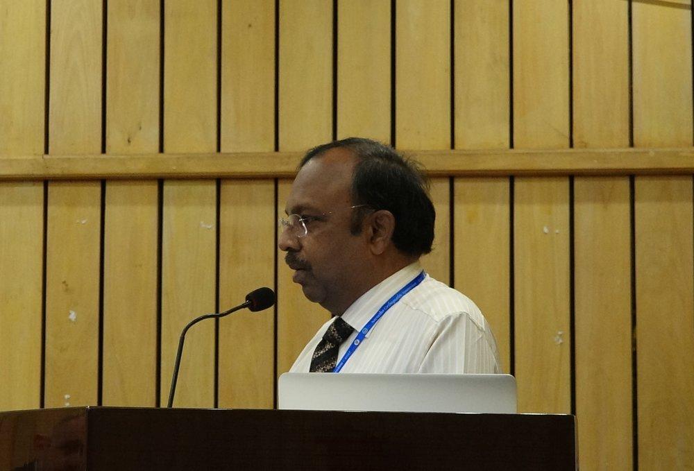 Prof. M.R.Muthusekhar