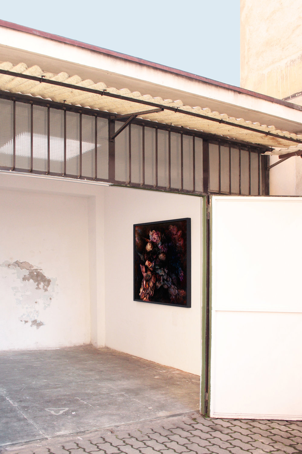Untitled #08, 2011 - view of project at MARS, Milan