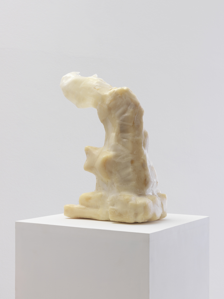Untitled, 2011 - soap 36,5 x 19 x 24 cm  Photo: Alessandro Zambianchi
