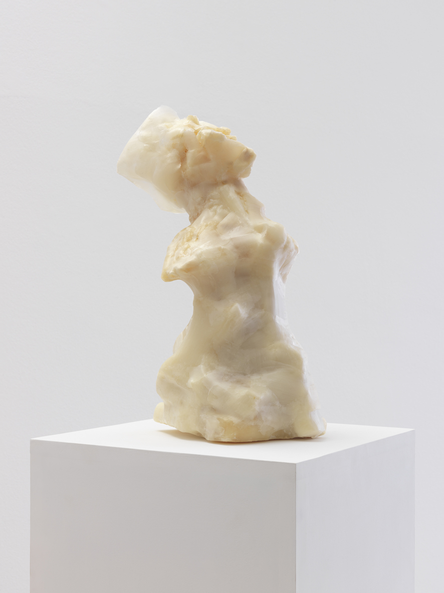 Untitled 2011- soap, 42x 20,5 x 23,5 cm   Photo: Alessandro Zambianchi