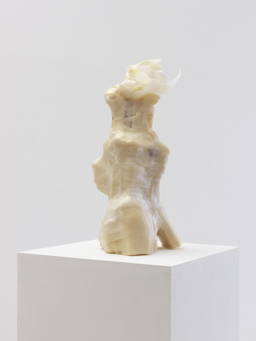 Untitled, 2011 - soap 42 x 20,5 x 23,5 cm   Photo: Alessandro Zambianchi