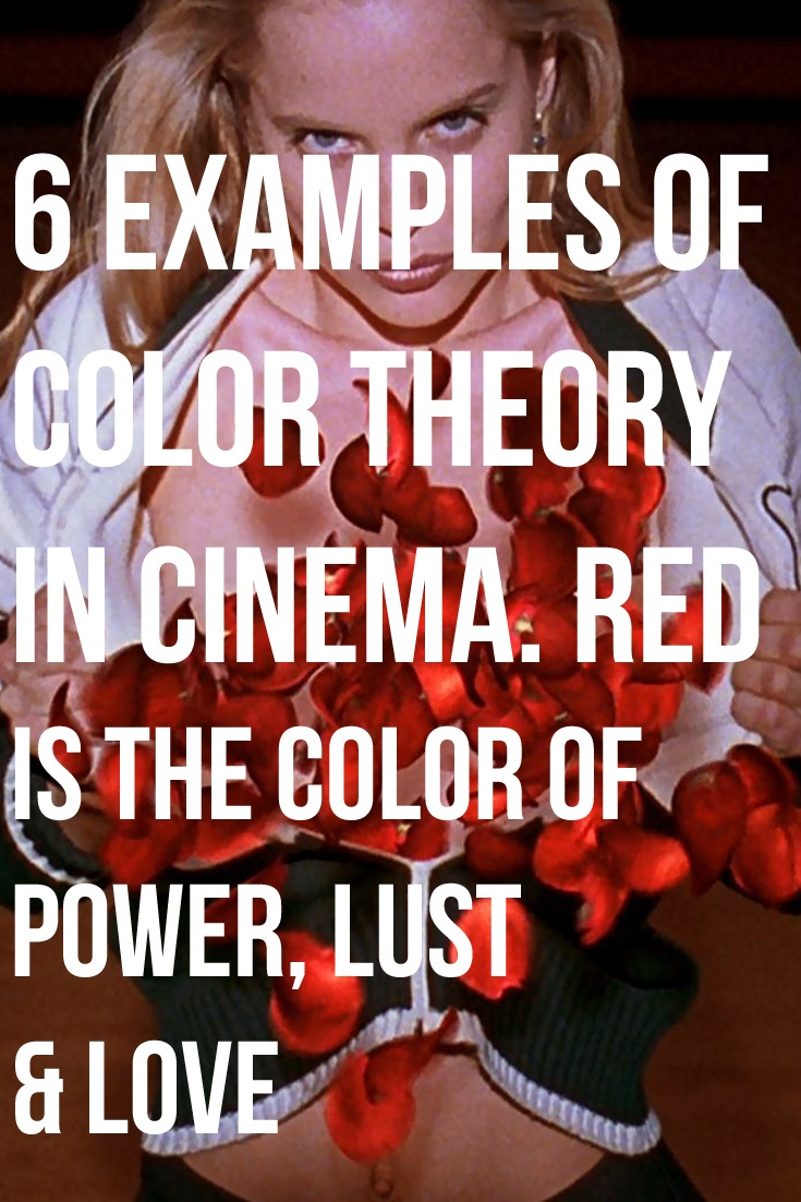 Colour Theory in Cinema color theory in film
