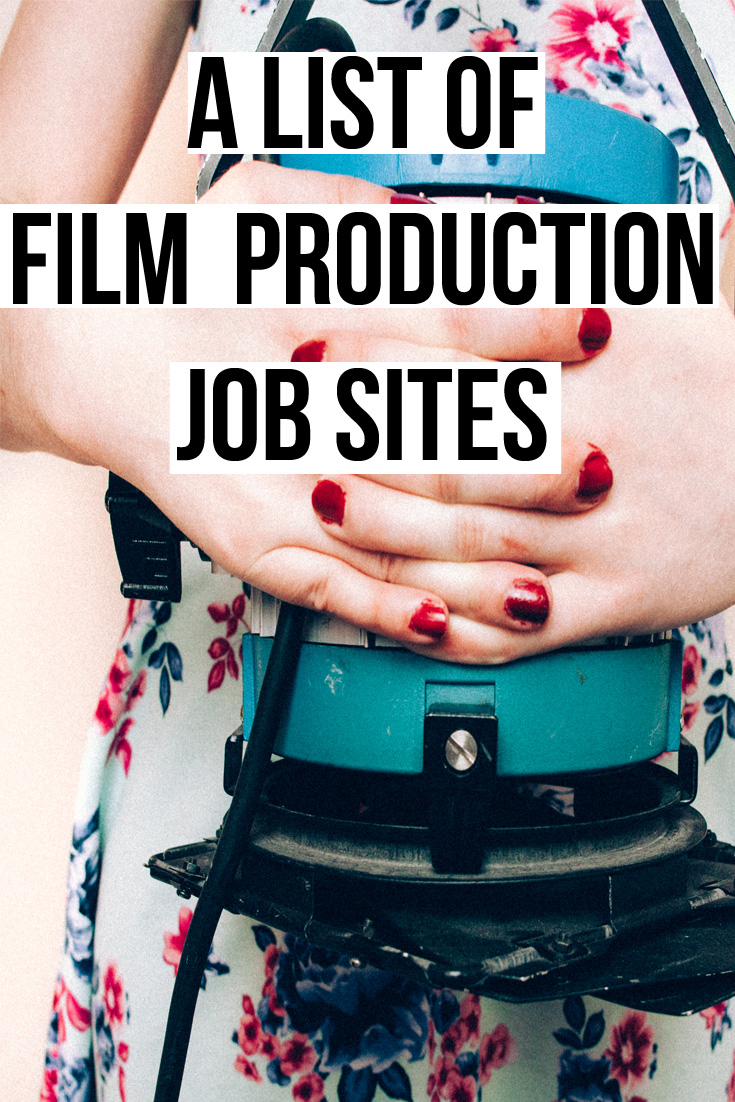 Production jobs , jobs in the entertainment industry | filmmaking