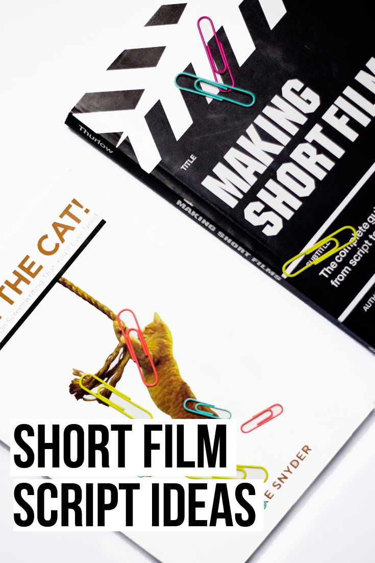 short film script ideas — amy clarke films