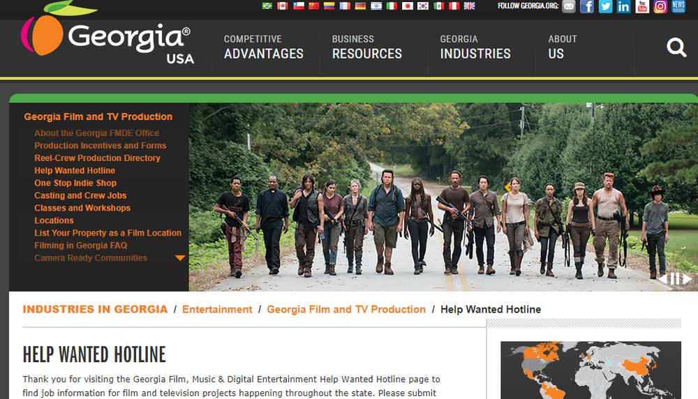 film and media internships