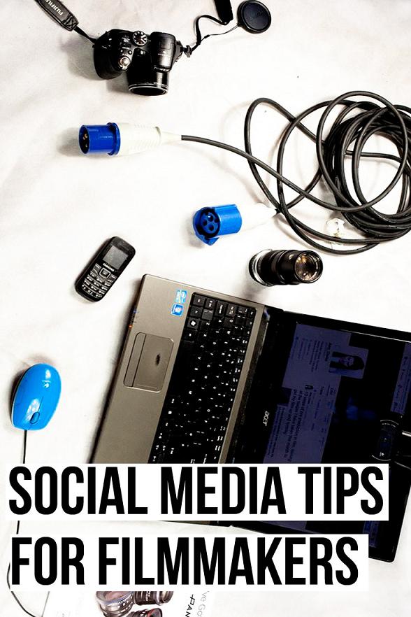 social media for filmmakers