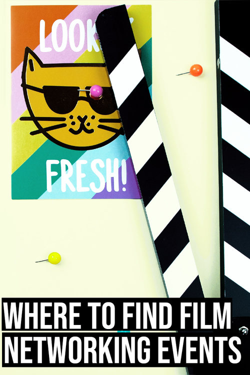 6 Places To Find Film Industry Networking Events