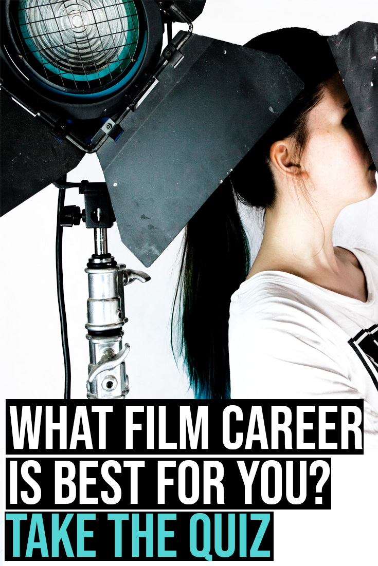 What Film Career Is Best For You? Take The Quiz — Amy Clarke
