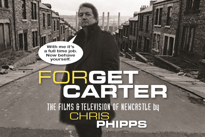 Image to promote Chris Phipps' seminal  Get Carter  seminar back in 2017.