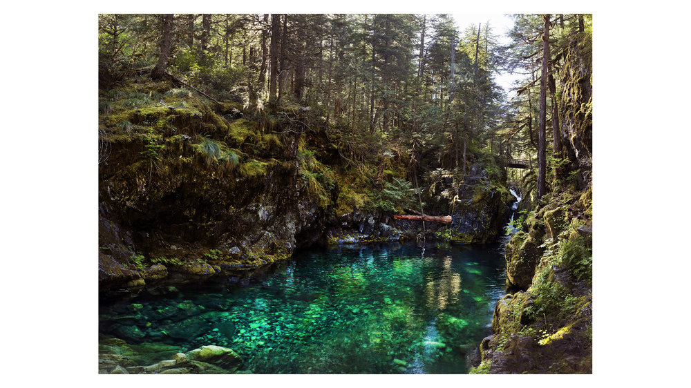 Opal Creek Oregon