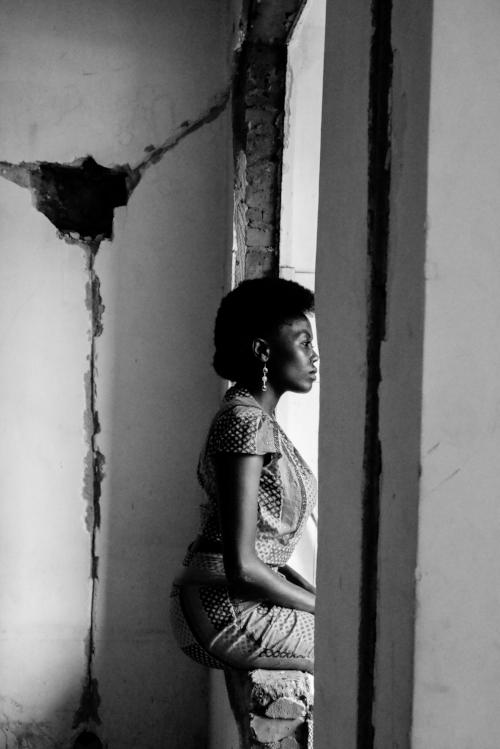 """Cracks,"" Olufemi Lawal"