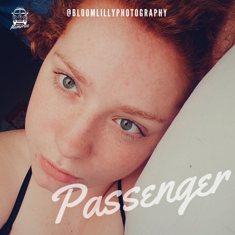 Passenger @BloomLillyPhotography