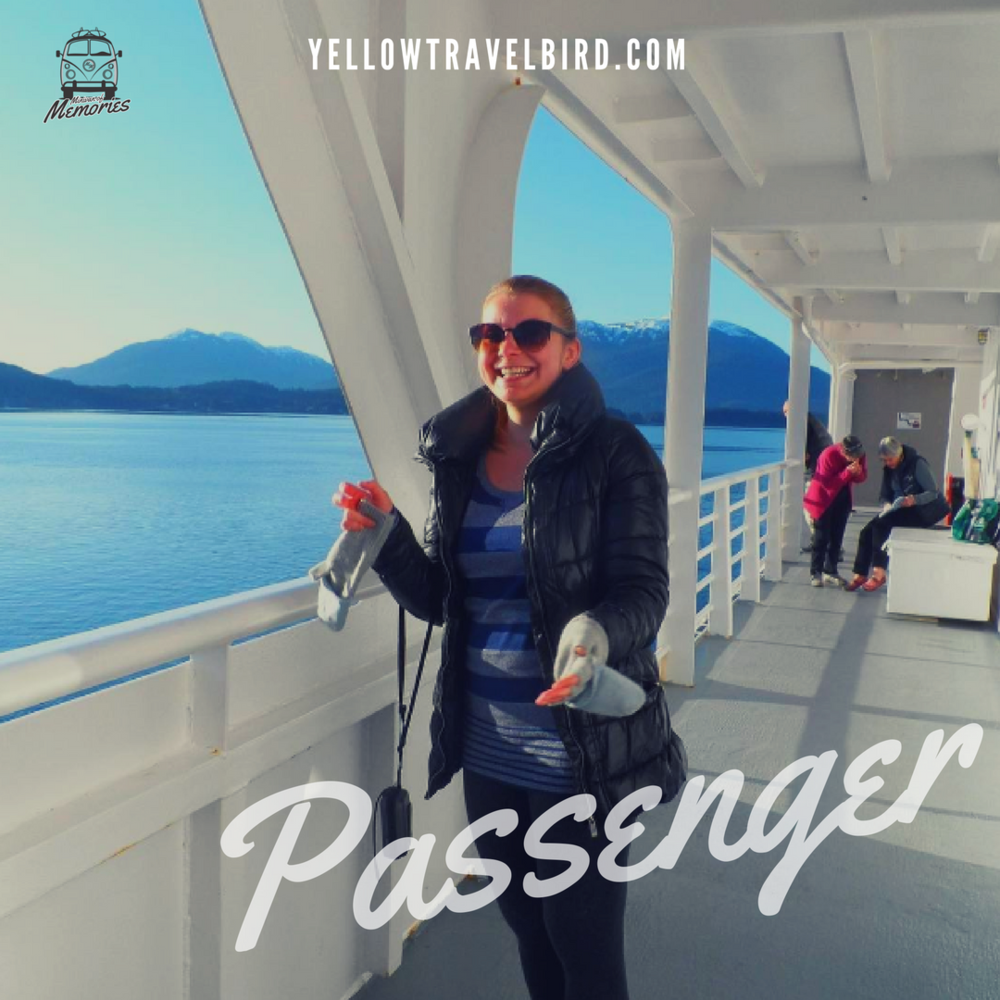 Passenger @YellowTravelBird