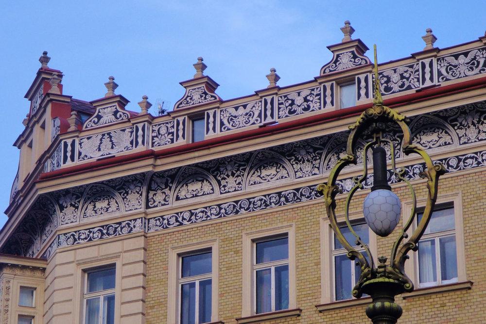 Prague, 2011