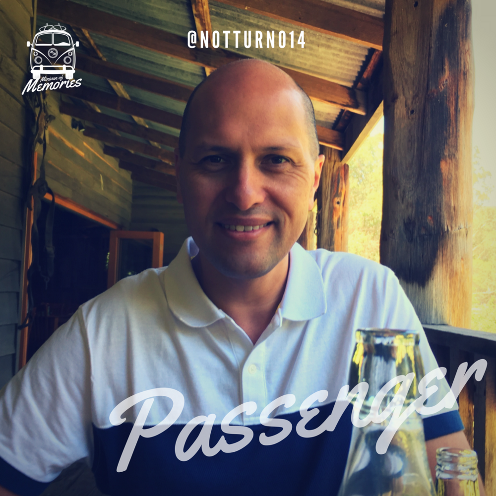 Passenger - @Notturno14