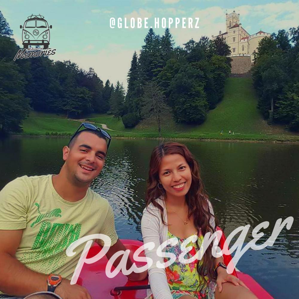 Passenger Rain Serpa - @globe.hopperz