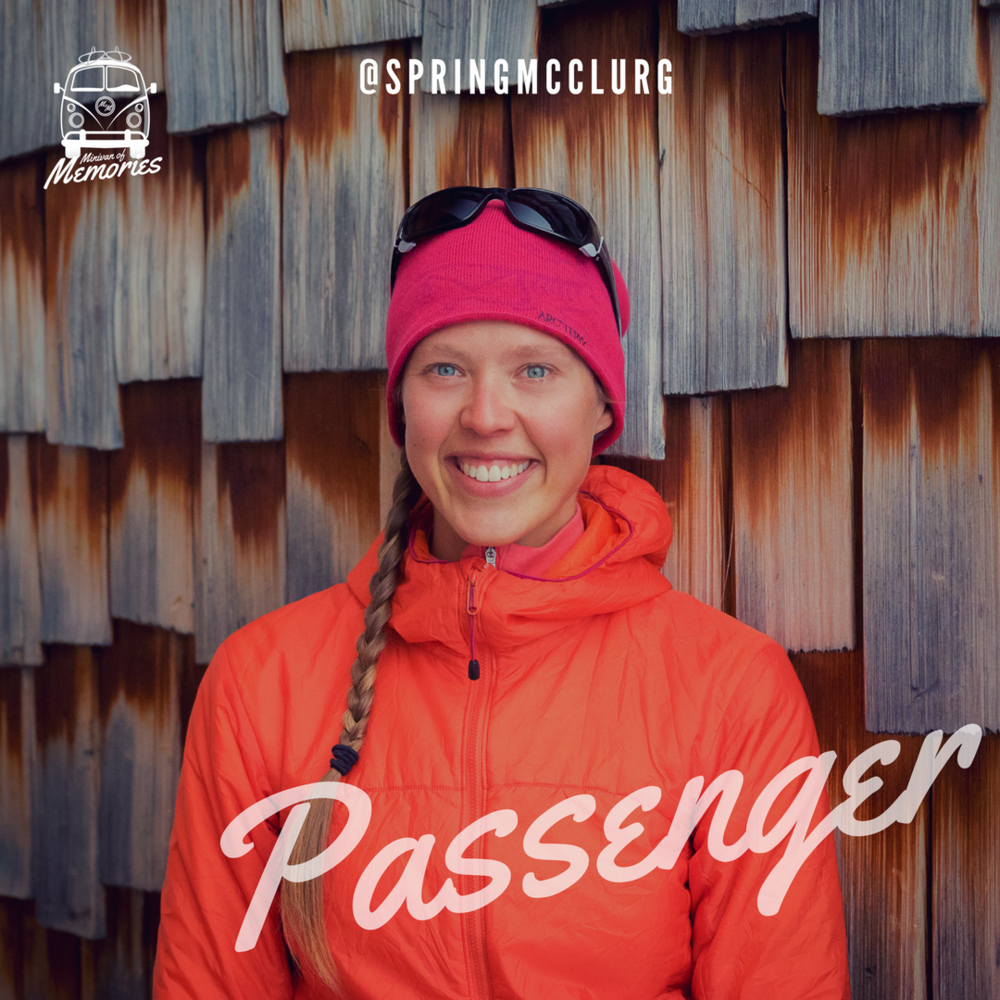 Passenger - Spring McClurg @springmcclurg