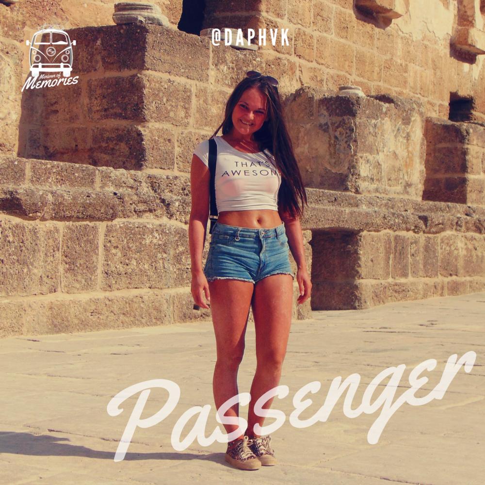 Passenger - Daphne van Kessel @daphvk