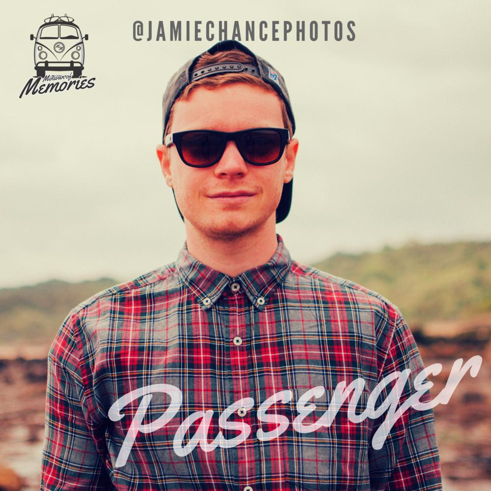 Passenger Jamie Paddock - @jamiechancephotos