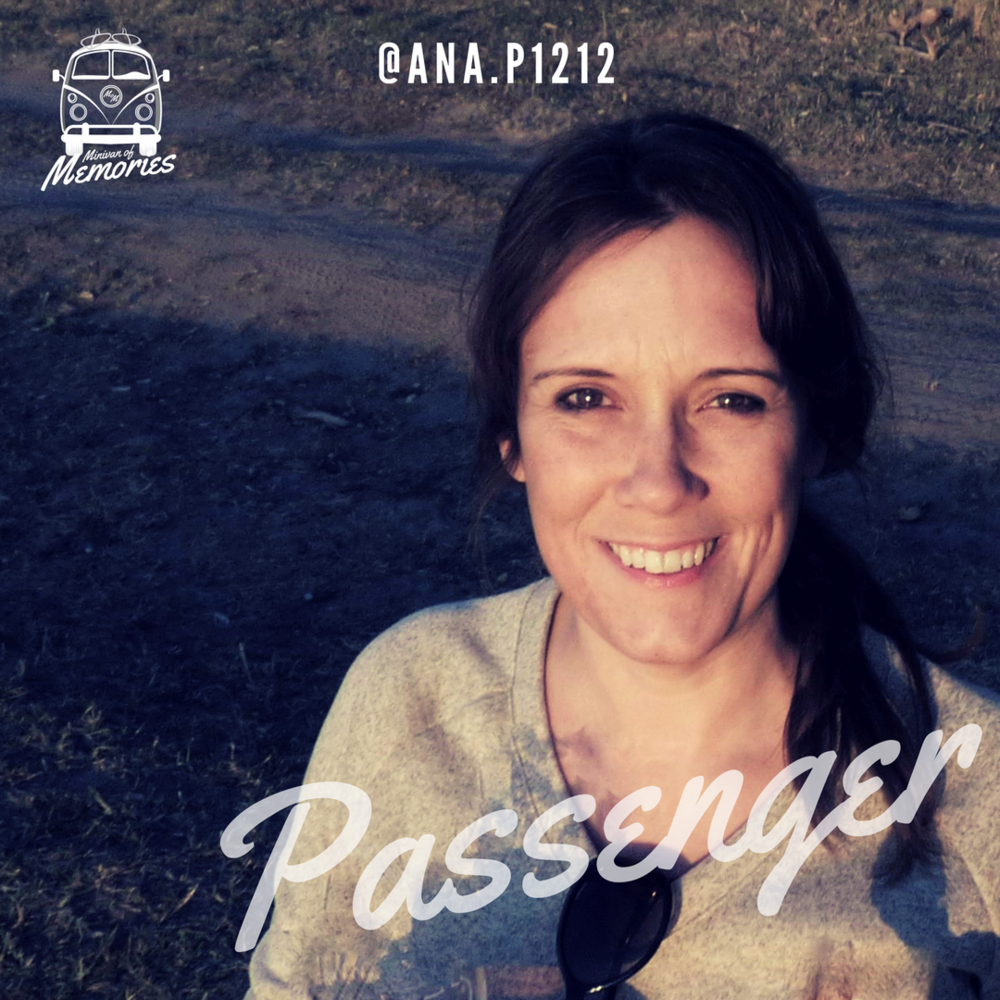 Passenger - Ana Gonzalez - @ana.1212