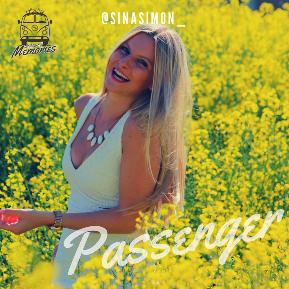 Passenger Silvana Simon - @sinasimon_