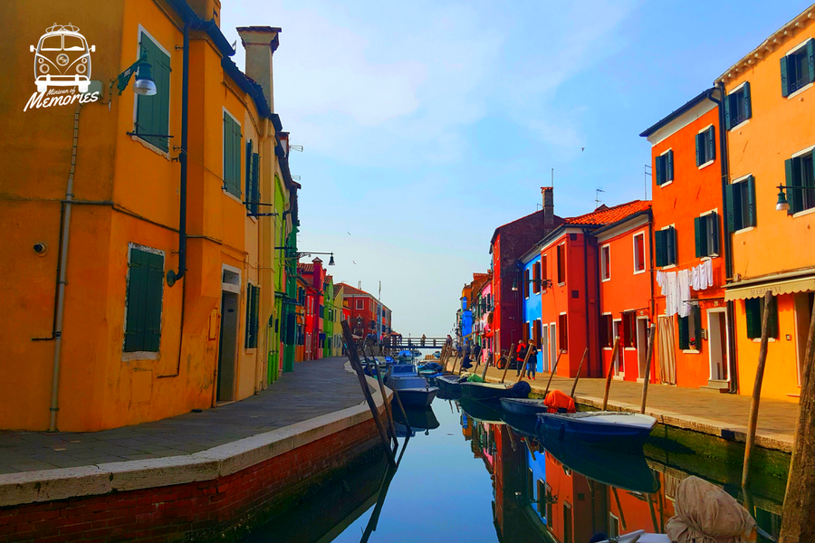LeRoy Reed, Burano, Italy - Spring 2017