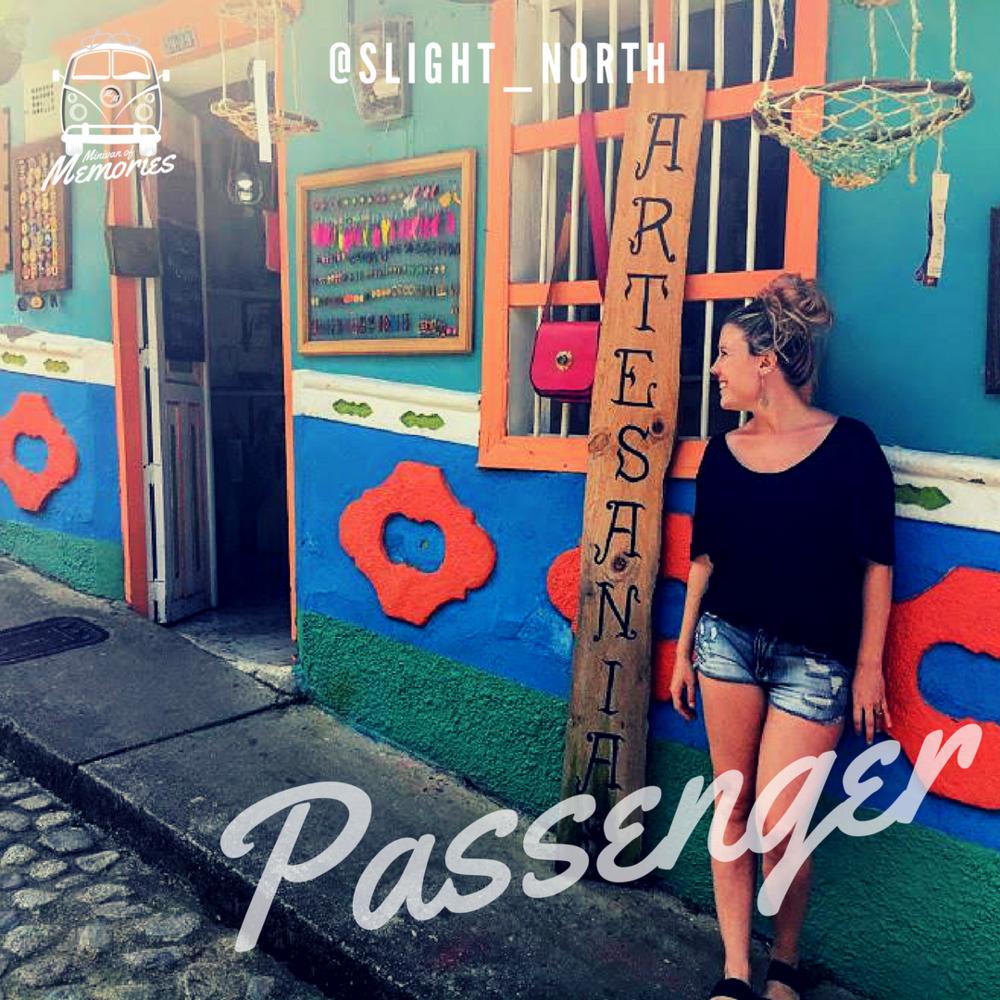 Passenger - Di Michelle, @slight_north