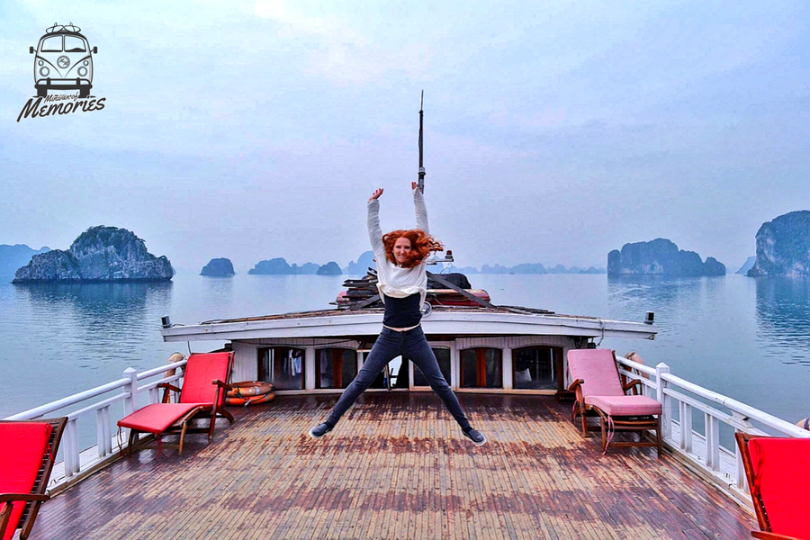 Emma June - Halong Bay, Vietnam - 2016