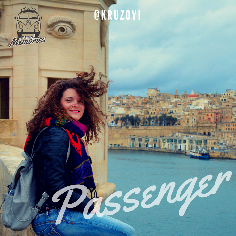 Passenger - adriana karuza @kruzovi