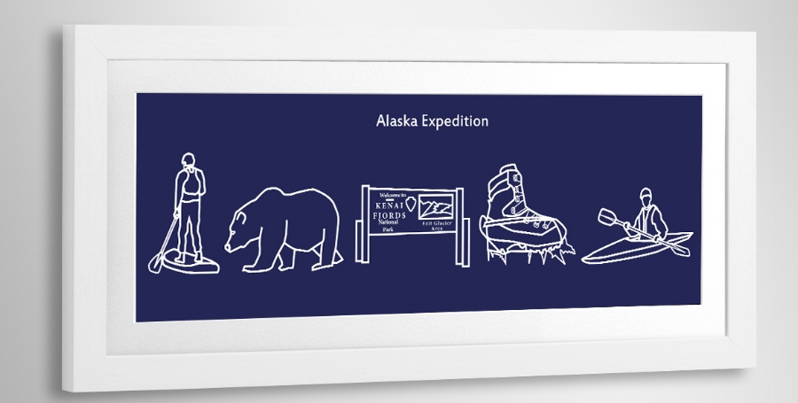 Alaska Expeditions - My Icon Story