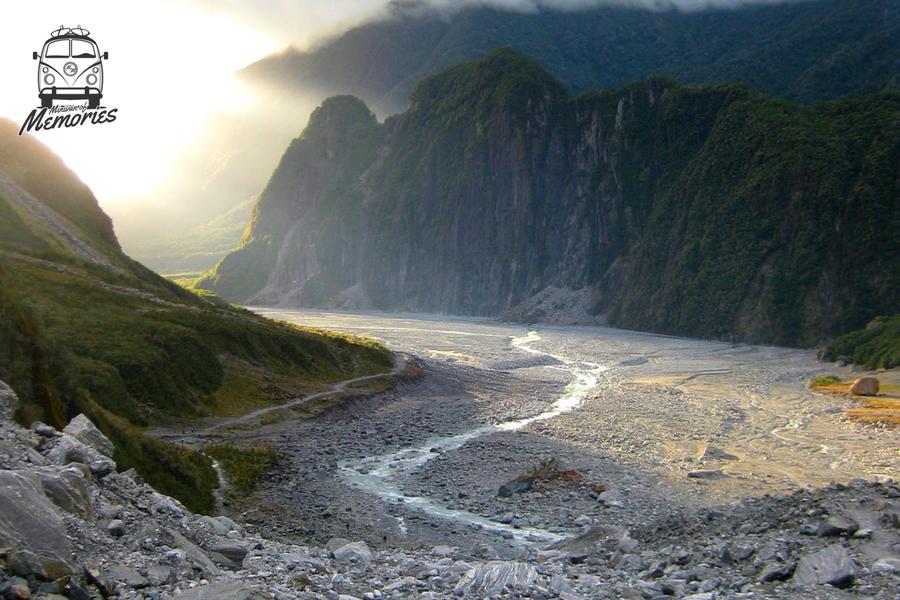 Tina Miles - Fox Glacier, New Zealand