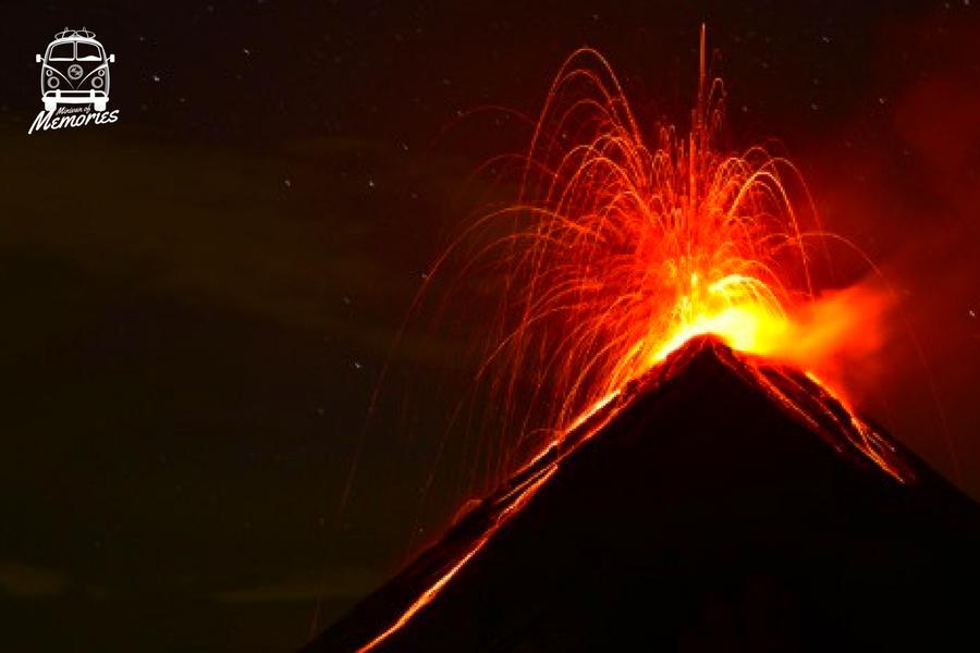 Kiki, Volcano Fuego, Guatemala