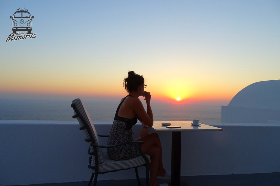 Tina Pichler - Santorini, Greece
