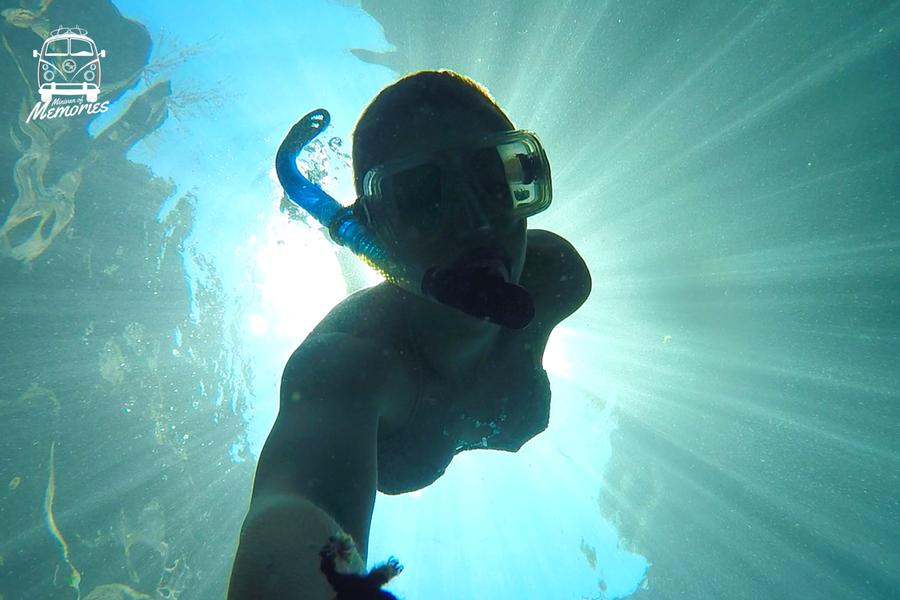 Sophie McGowan - Galapagos 2017