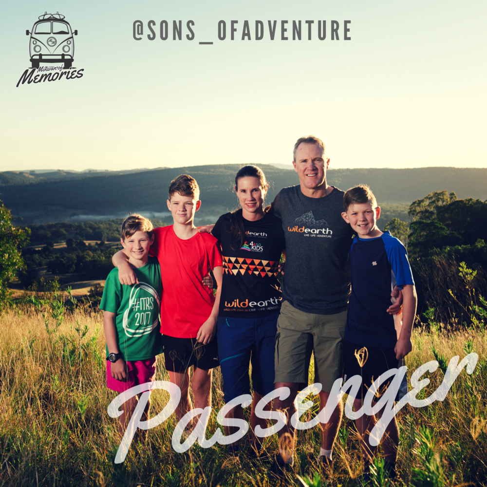 Passenger Sons of Adventure