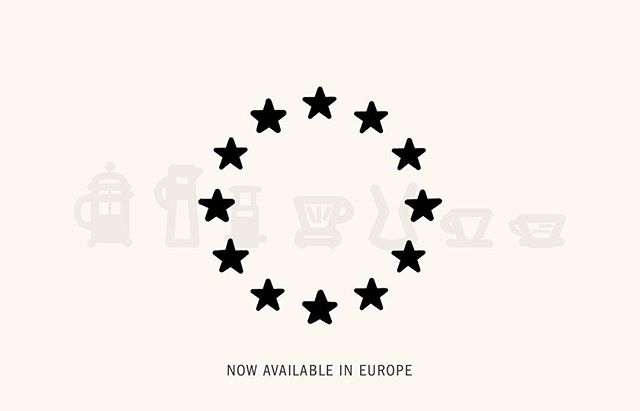 We're pleased to announce we are now available in Europe. Check us out on Amazon.co.uk