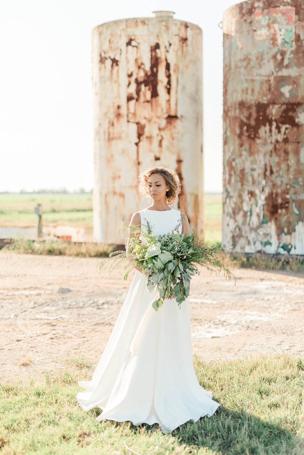 the silos wedding ceremony the gin wedding coordinator college station epoch co