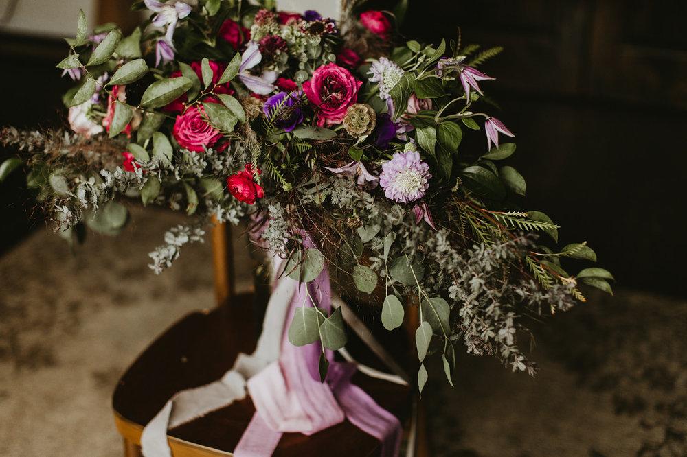 Photographer : Century Tree Productions  ||   Floral : Urban Rubbish  ||  Venue : The Vine, New Ulm, Texas