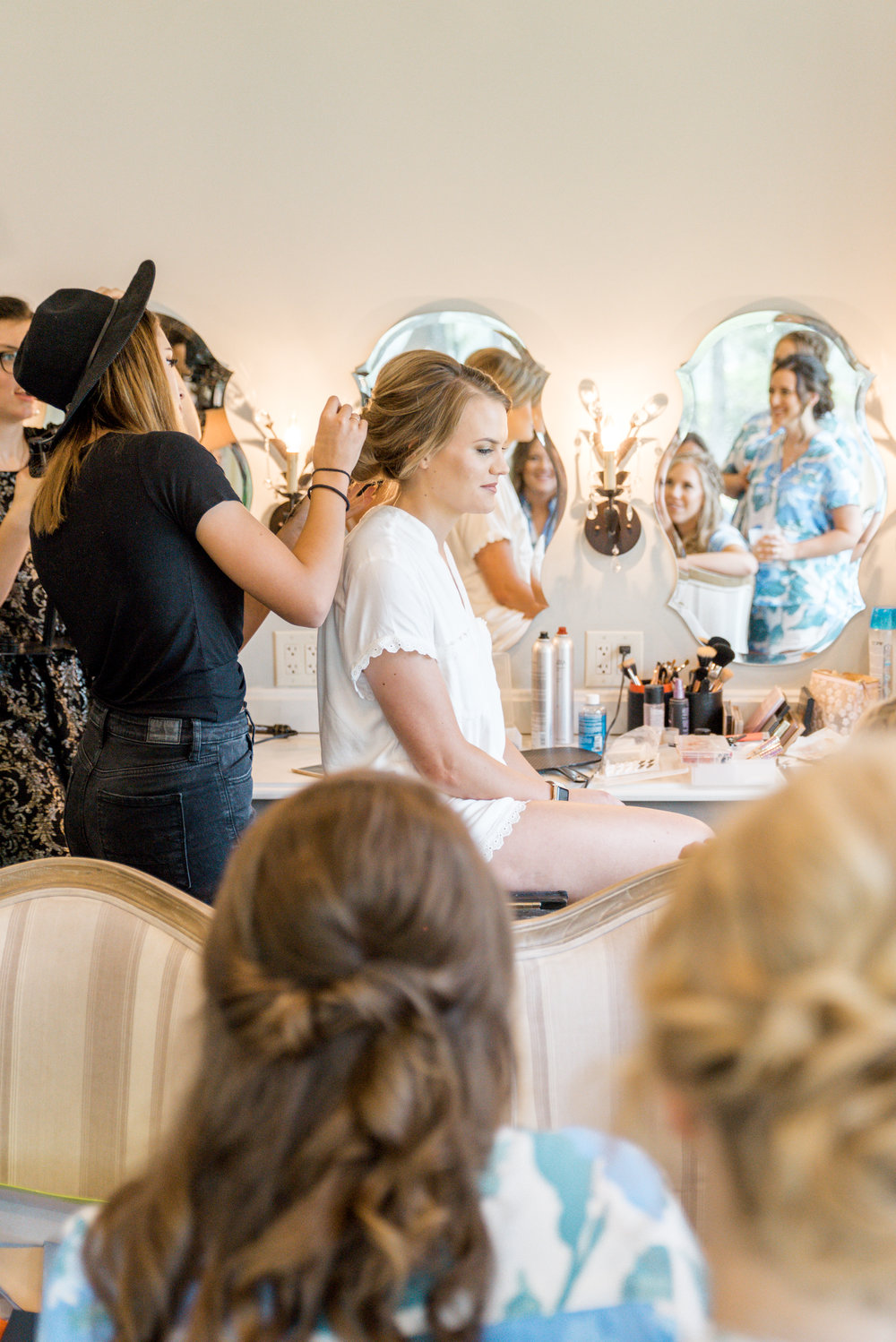 Getting Ready Images wedding day planner coordinator epoch co