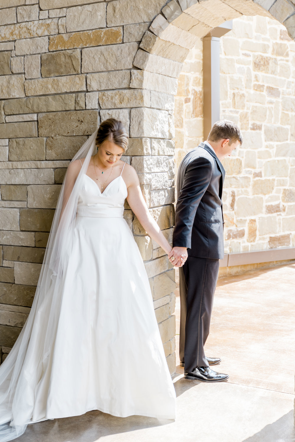 First touch wedding day bride and groom coordinator planner designer epoch co canyonwood ridge