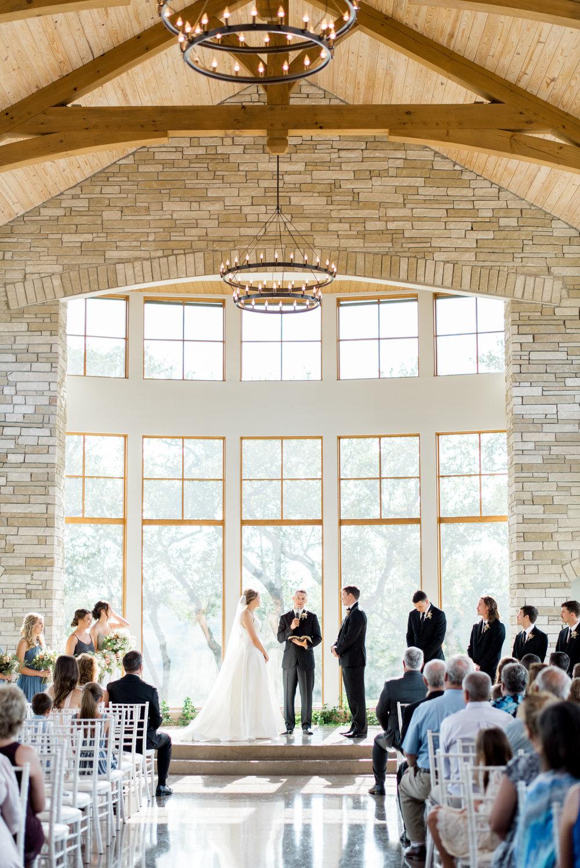 canyonwood ridge ceremony college station texas wedding coordinator planner epoch co erin elizabeth photography